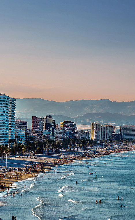 Fisioterapia a domicilio en Alicante